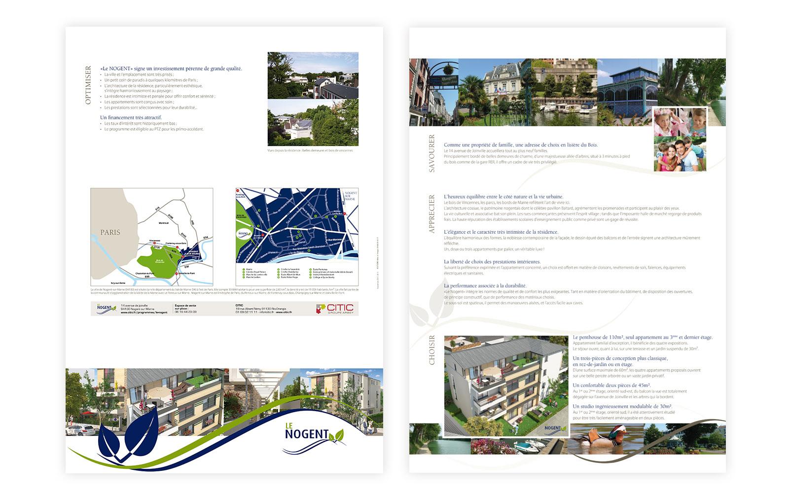 Citic-programme immobilier le Nogent