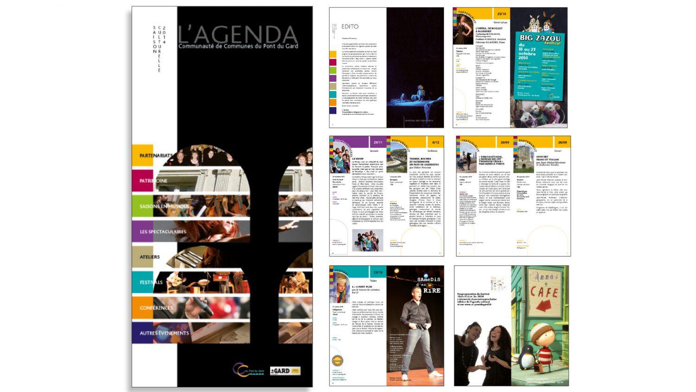 Agenda Culturel CCPU