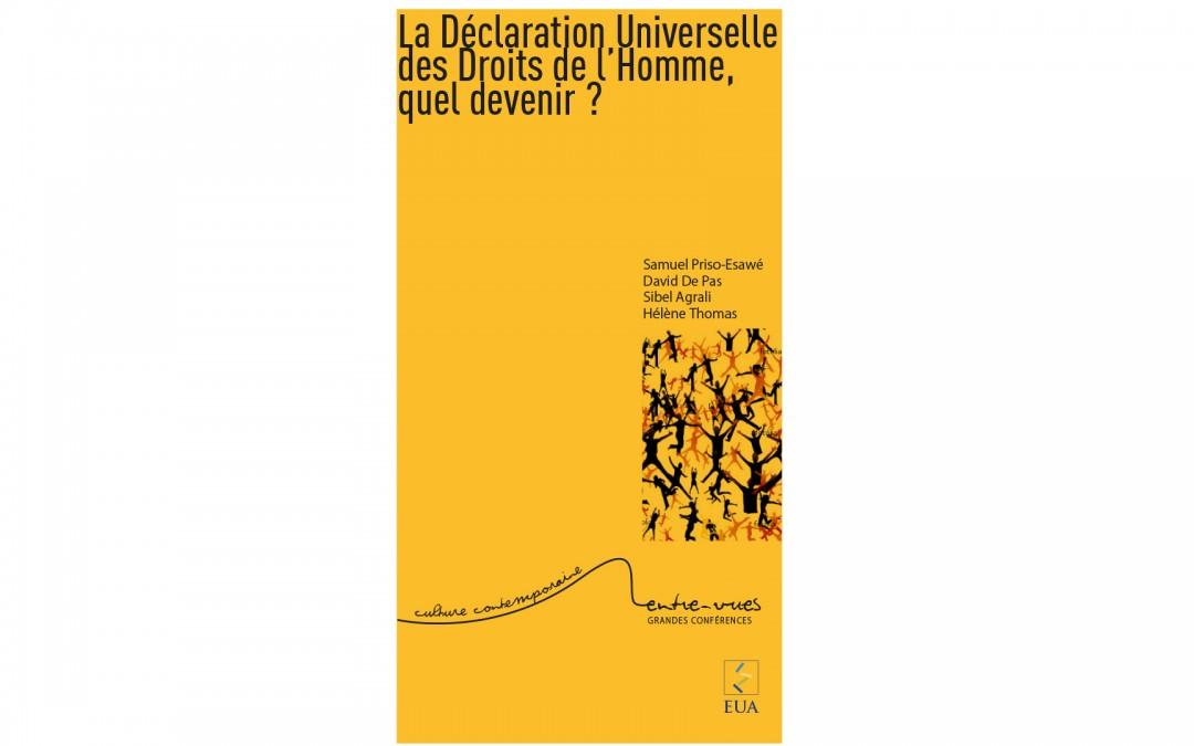 Collection Entre-Vues Editions Universitaires d'Avignon