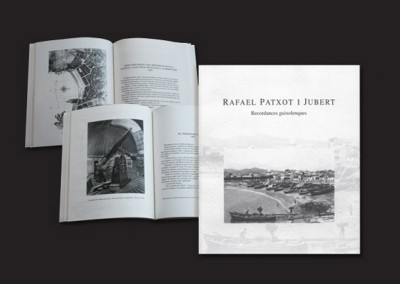Livre biographie Raphael Patxot I Jubert