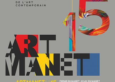 Affiche ART MANET 2017