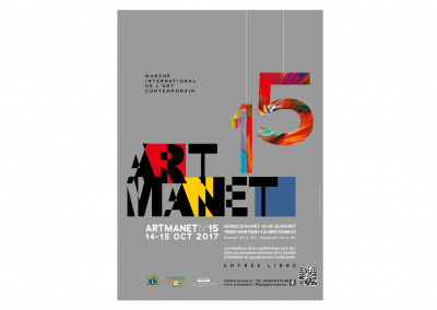 ART MANET Affiche