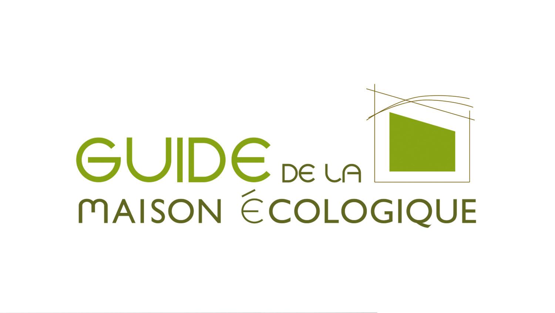 Logo Guide la maison écologique