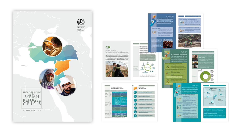 ILO plaquette Réfugiés